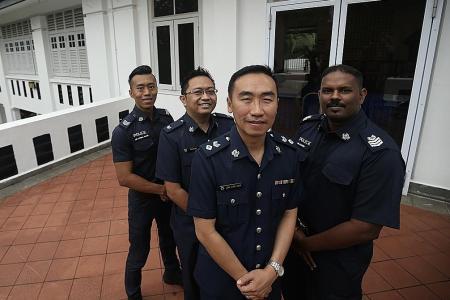Police team awarded for arresting serial molester