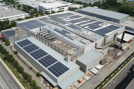 3M opens one of the largest solar farms in Singapore