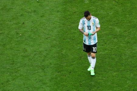 Final chance gone for Messi?
