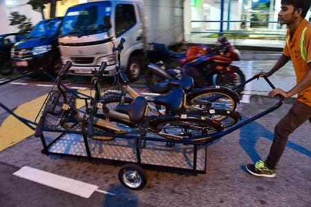 oBike owes users $6.3m in deposits