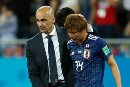 Japan's Honda focuses on positives after heartbreaking loss