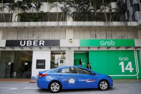 Watchdog rules Grab's buyout of Uber's regional business unlawful
