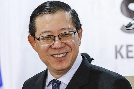 Malaysia investigates China-backed project's link with 1MDB