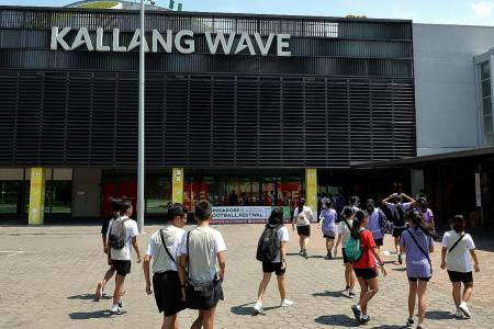 Kallang Wave mall restaurant ordered to pay $2.7m to landlord