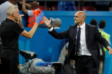 Belgium coach Martinez the 'proudest man on earth'