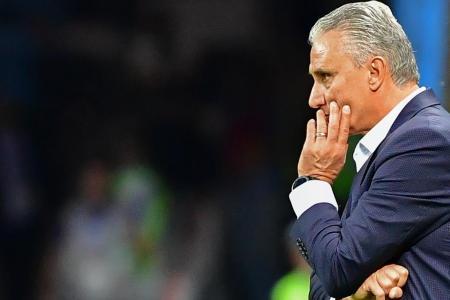 Chance not on Brazil's side: Tite