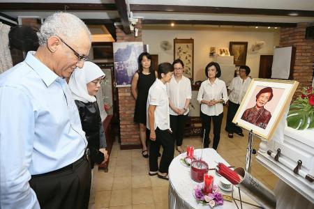 More tributes flow in for the late Mrs Wee Kim Wee