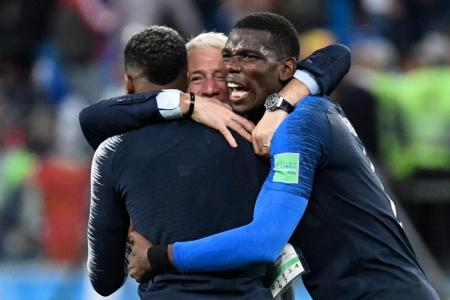 Everyone is talking about Paul Pogba's form at Russian Federation  2018