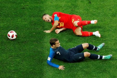 France will have won few fans