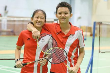 Lee siblings aim to carry on a family tradition