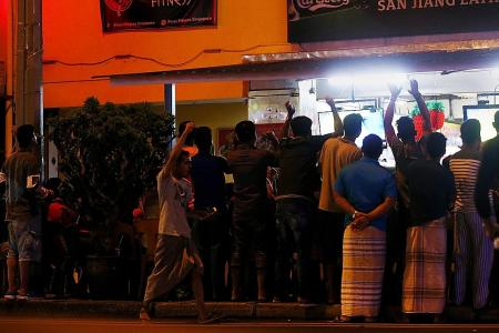 Illegal bookies expect to make a killiing for World Cup final
