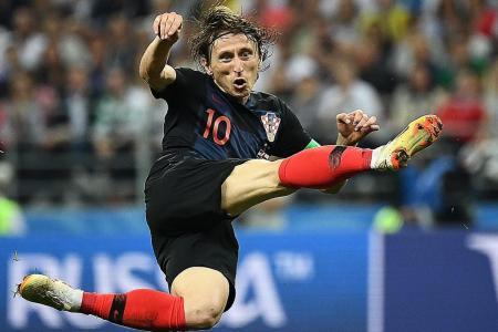 Modric slams English media for lacking humility, Croatian press gloat