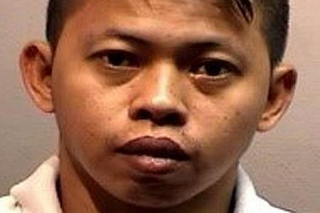 Man jailed 10 years for stabbing wife to death in front of daughter