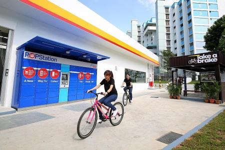 SingPost's aim: a post office in every HDB block