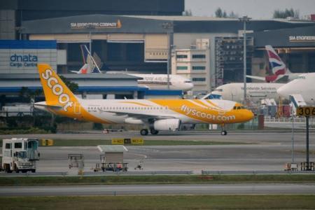Scoot investigating baggage touting syndicate at Changi Airport