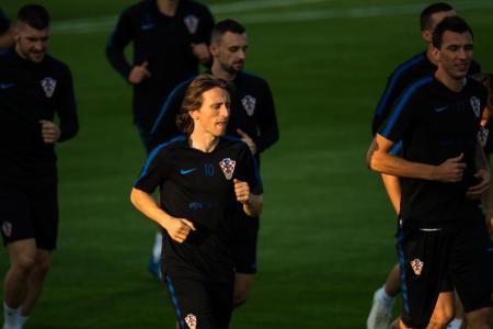 I'm the little man who can, says Croatia's Modric