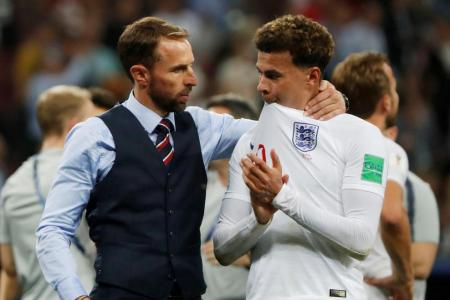 Southgate aims to build on England's semi-final run