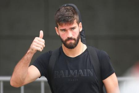 Klopp's jigsaw puzzle nearly complete with Alisson signing