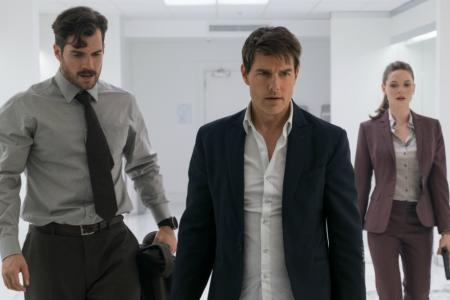 Win Mission: Impossible - Fallout movie premiums