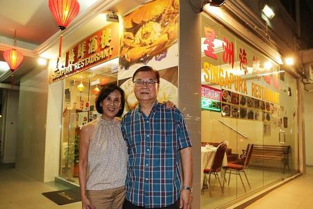 Singapura Restaurant, Chef Wan's Kitchen call it a day