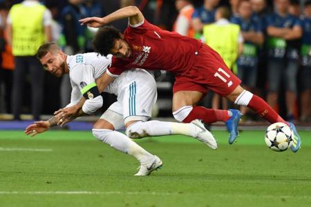 Klopp blasts Ramos over challenge on Salah