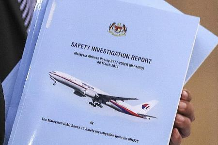 Malaysia's MH370 likely 'manipulated' off course Report