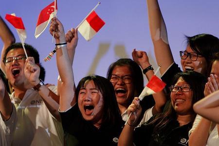 Local amateur choir bags three golds at World Choir Games
