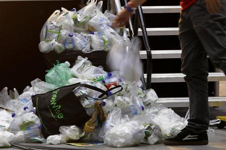 Singapore's plastic use high, recycling effort poor: Survey