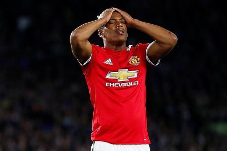 Lukaku to return early to help depleted Man United, Mourinho