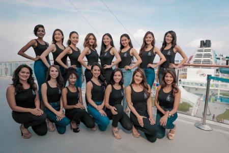 Miss Universe Singapore finalists break beauty mould