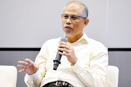 E-waste a bigger problem than plastic waste, says Masagos