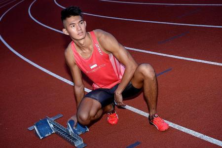 SAF Sportsmen Scheme a boon to aspiring champions