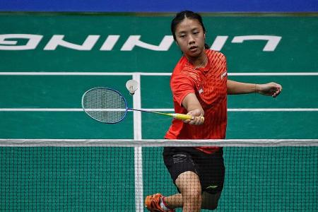 Shuttler Yeo wins Vietnam Open