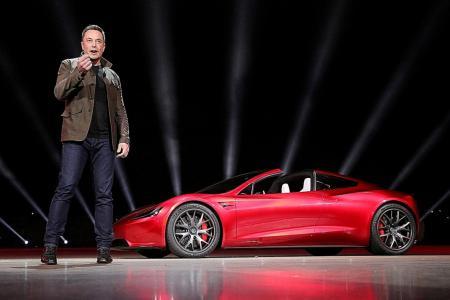 Giant Saudi fund emerges as backer of bid for Elon Musk's Tesla