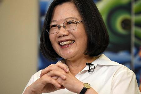 No one can 'obliterate' our existence: Taiwan president