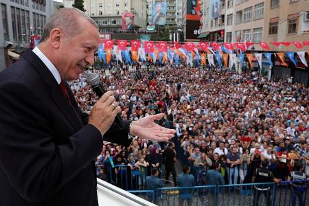 Turkey President: Country is a target of economic war