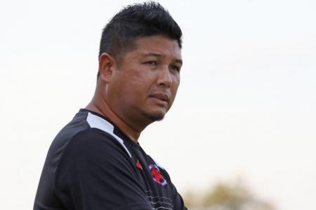 Late equaliser thwarts Home's bid to beat champions Albirex