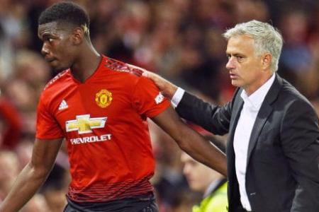Mourinho: I've never been happier with Pogba