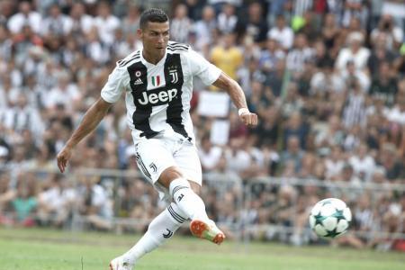 Ronaldo makes Juventus debut today