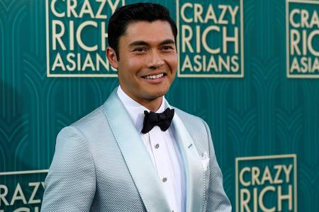 Henry Golding on not being Asian enough for Crazy Rich Asians role