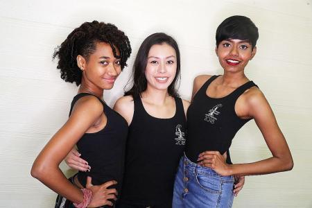 MUS 2018 finalists go short, get sassy at Apgujeong Hair Studio