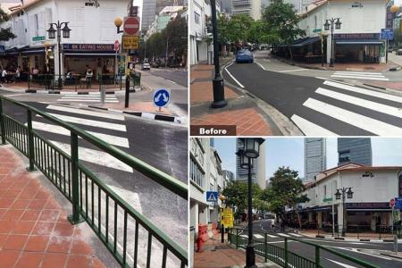 Zebra 'no-crossing' was work in progess: LTA