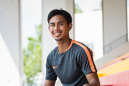 Adam Swamdi to go for trials with Albirex Japan