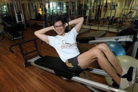 New fusion of TCM and pilates for pain management