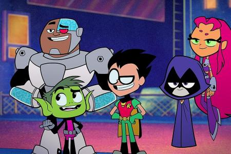 Movie reviews: Teen Titans Go! To The Movies, Down A Dark Hall