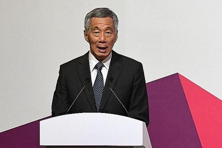 PM Lee to speak at World Economic Forum on Asean