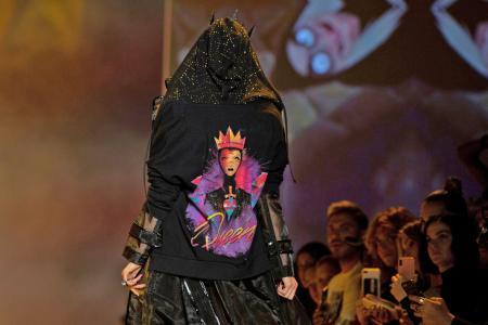 Disney villains provide inspiration at Blonds' New York fashion show