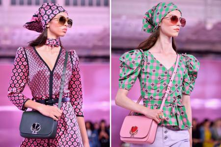 Kate Spade honours late founder at New York Fashion Week