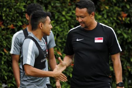 Fandi to ring in changes against Fiji