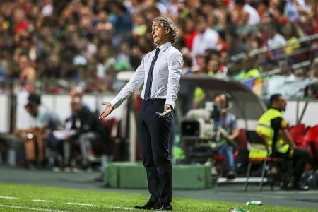 Mancini emphasising on rejuvenation even if it means relegation
